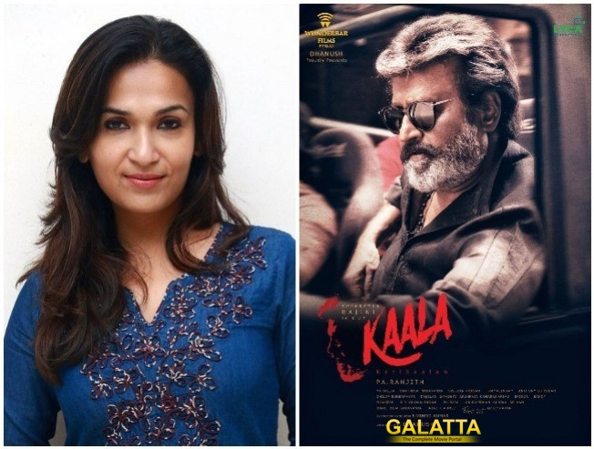 Soundarya Rajinikanth Shares Emotional Coincidence Regarding Kaala Trailer Release Today