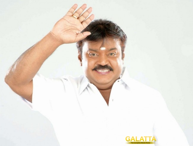 Vijayakanth Traveling To America For Further Health Treatment