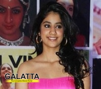 Sridevi's Daughter to Debut in Tollywood?