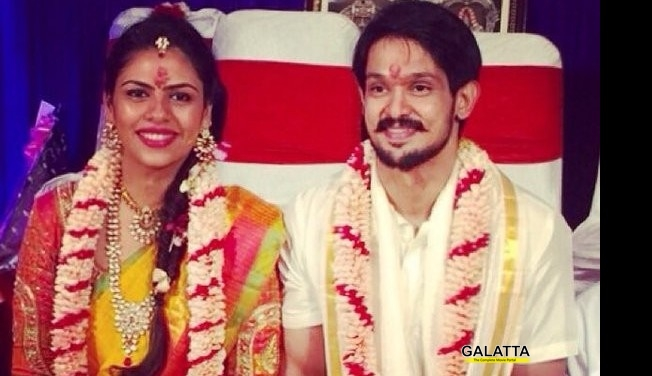 Actor Nakul gets engaged!