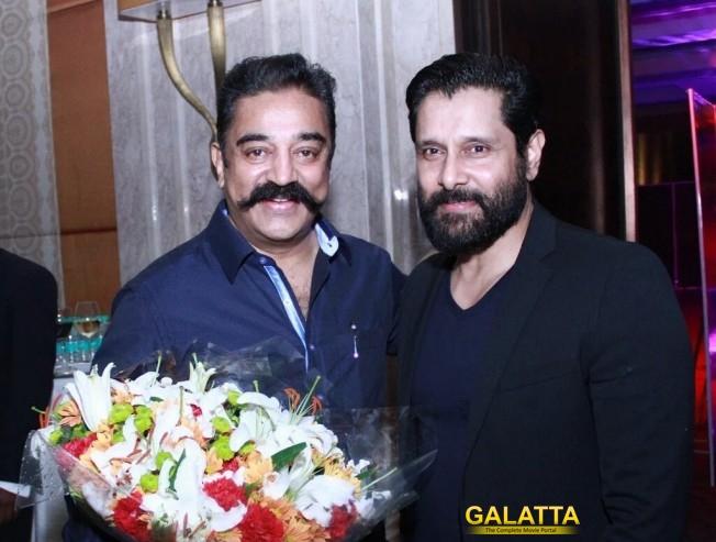 Chiyaan 56 Vikram Plan For Kamal Haasan Film Chiyaan Ulaganayagan
