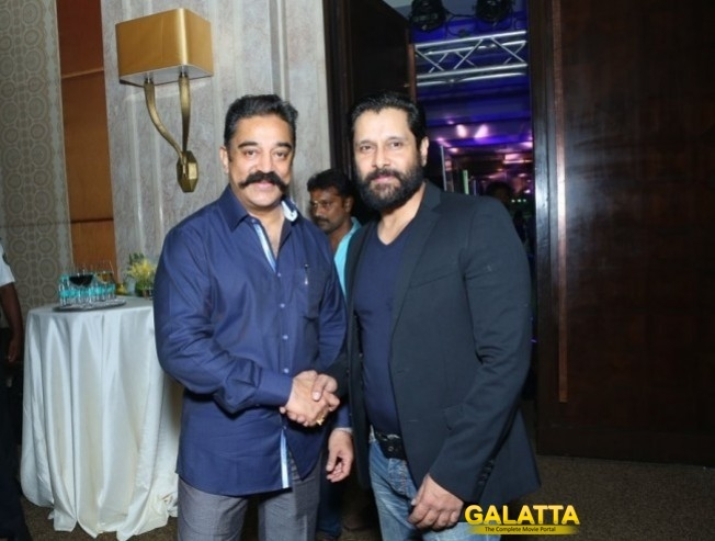 Kamal Haasan Political Entry Led To Vikram Being Cast In Chiyaan 56
