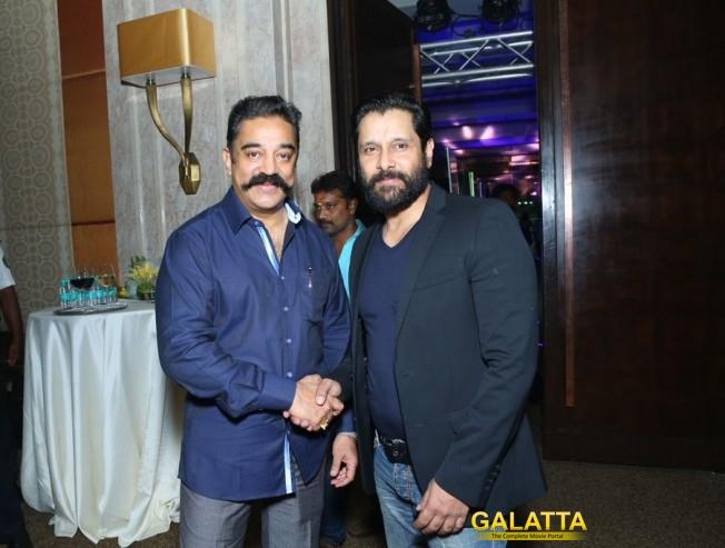 Kamal Haasan And Vikram In The Same Film Akshara Haasan