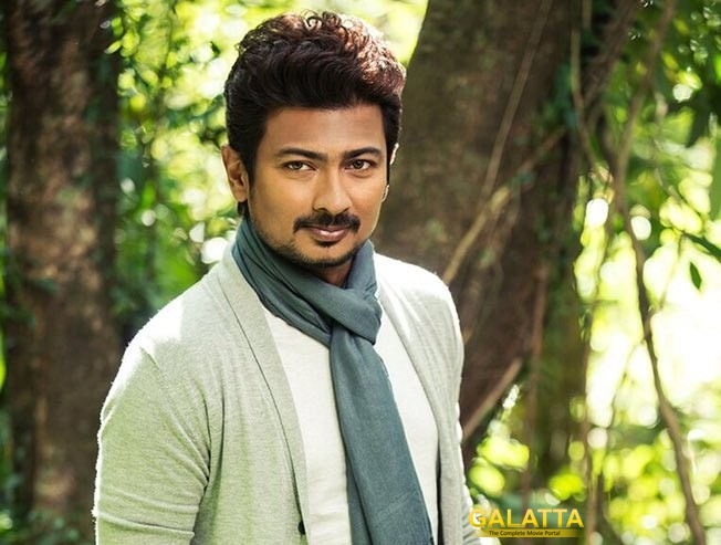 It's Udhayanidhi for Thenandal Films