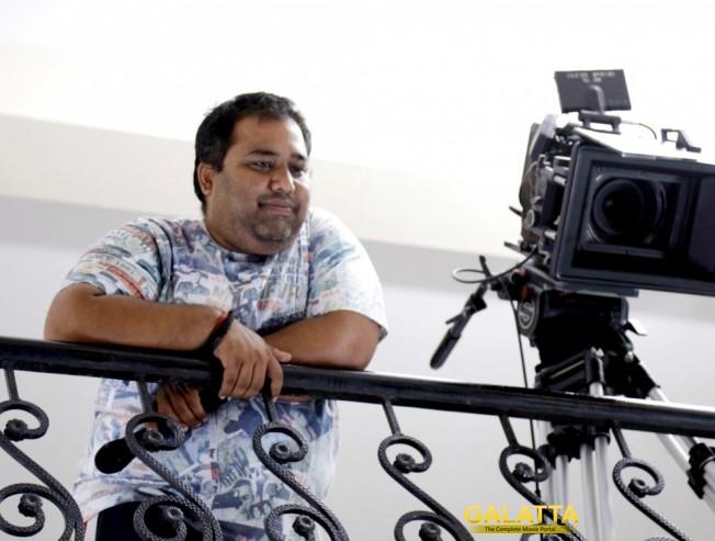CV Kumar chooses another debutant director