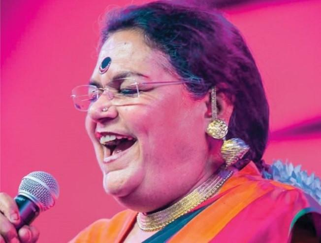 Padma Shri winner to croon for Mohanlals Lucifer Manju Warrier Usha Uthup