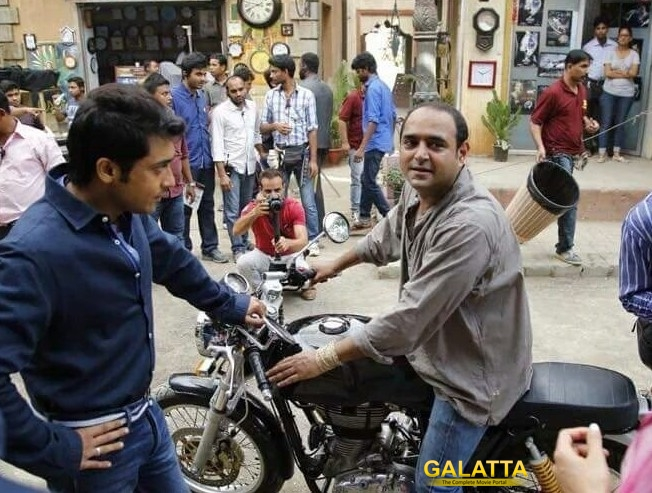 Vikram Kumar continues his experimentation with 24