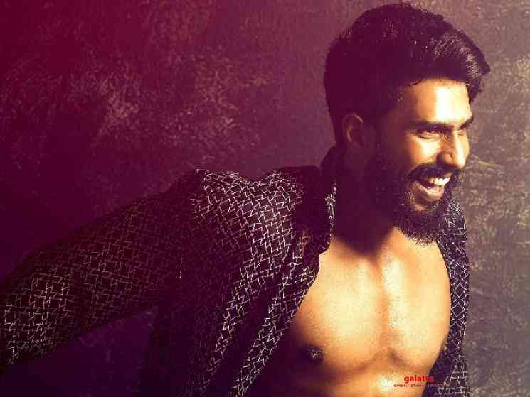 Vishnu Vishal shares video of fitness transformation jouney - Tamil Movie Cinema News
