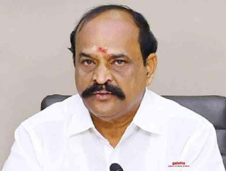 Kadambur Raju states movie release on OTT not healthy - Tamil Movie Cinema News