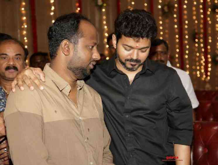 Thalapathy Vijay Jagdish fight rumour clarification Master - Tamil Movie Cinema News