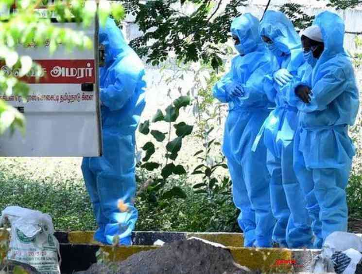 Chennai coronavirus patient commits suicide by hanging himself - Tamil Movie Cinema News