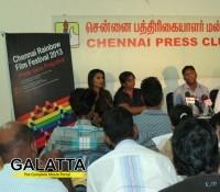 chennai rainbow lgbt film festival 2013 on june 7 - Tamil Movie Cinema News