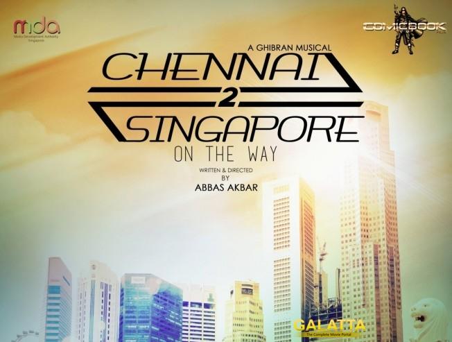 Chennai 2 Singapore audio drive: Ghibran reaches Malaysia