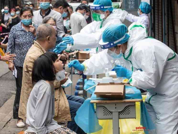 China Wuhan city big milestone in fight against coronavirus - Tamil Movie Cinema News