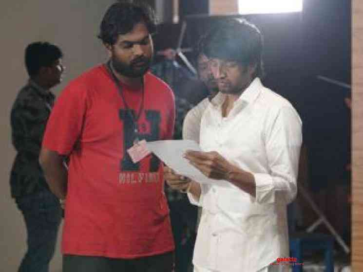 Santhanam Harbhajan Singh Dikkiloona shoot wrapped up - Tamil Movie Cinema News