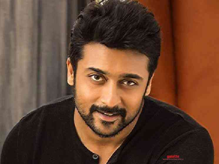 Suriya 39 titled Aruvaa with director Hari D Imman Studio Green - Tamil Movie Cinema News