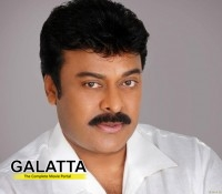 Chiru's action cameo in Bruce Lee