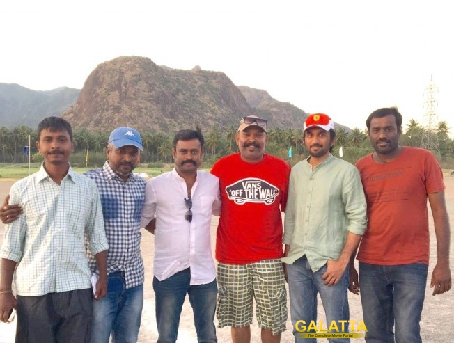 Venkat Prabhu ropes in five directors for Chennai 28 sequel