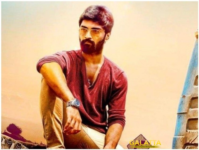 Atharvaa Starrer Semma Botha Aagathey Postponed From May 18 To May 25