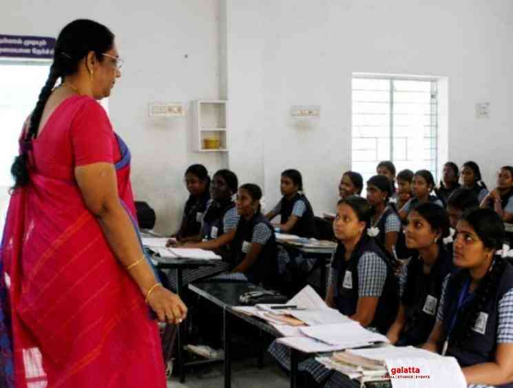 Corona Education dept orders teachers to return to school June 8 - Tamil Movie Cinema News