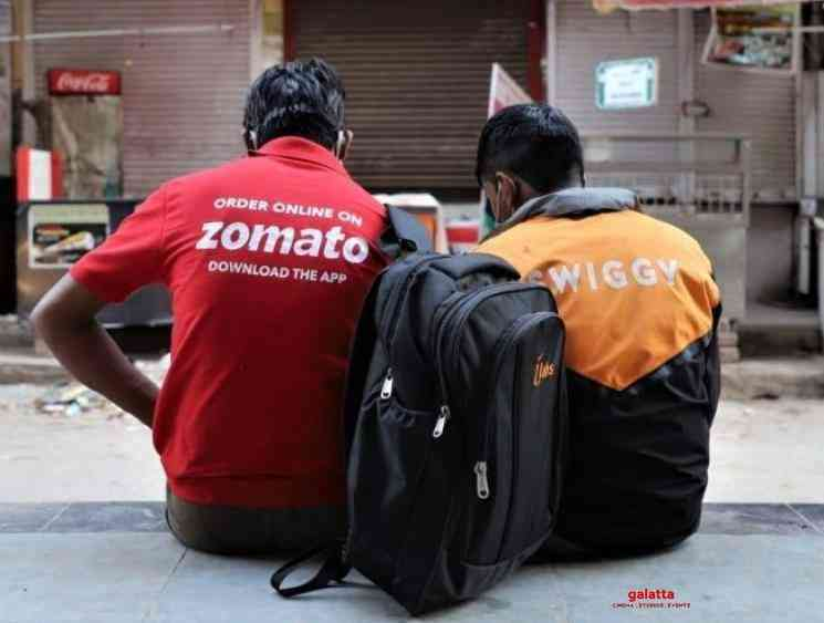 Corona lockdown Swiggy Zomato liquor home delivery in Jharkhand - Tamil Movie Cinema News