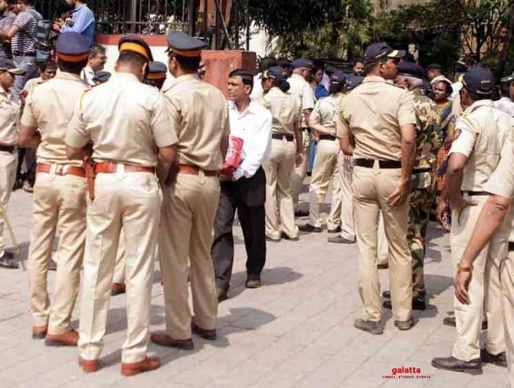 Coronavirs Migrant woman bites Maharashtra cop told to wear mask - Tamil Movie Cinema News