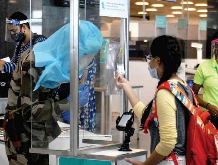 Coronavirus Bengaluru Airport to make air travel contactless - Tamil Movie Cinema News
