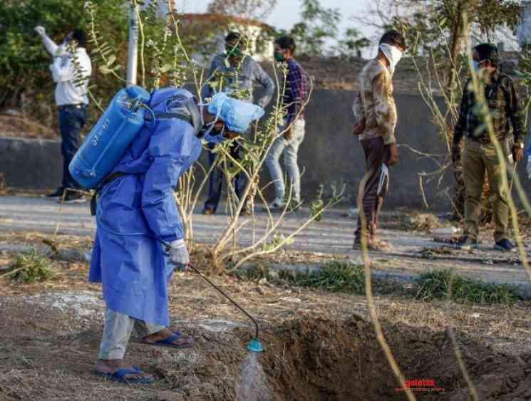 Coronavirus Chennai Locals attack ambulance staff body burial - Tamil Movie Cinema News