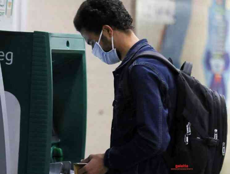 Coronavirus ATMs in Chennai to be disinfected after every use - Tamil Movie Cinema News