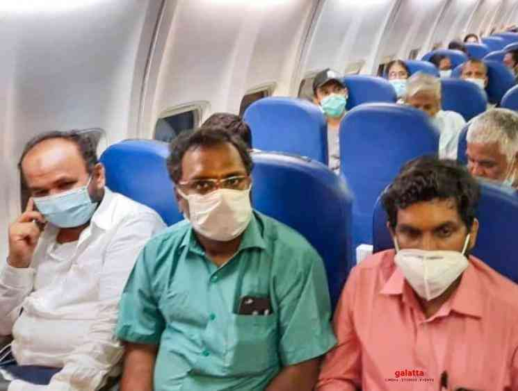 Coronavirus Govt new dos and donts for domestic flight travel - Tamil Movie Cinema News