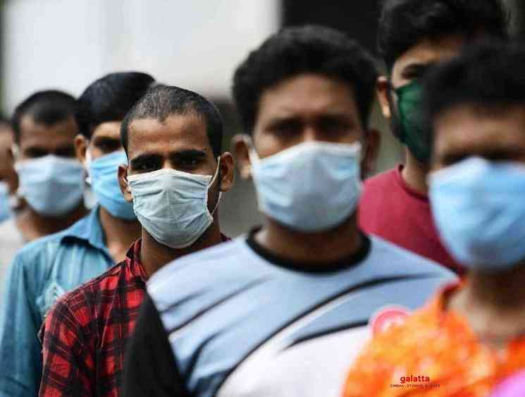 Coronavirus India update 124 people declared dead 4789 infected - Tamil Movie Cinema News