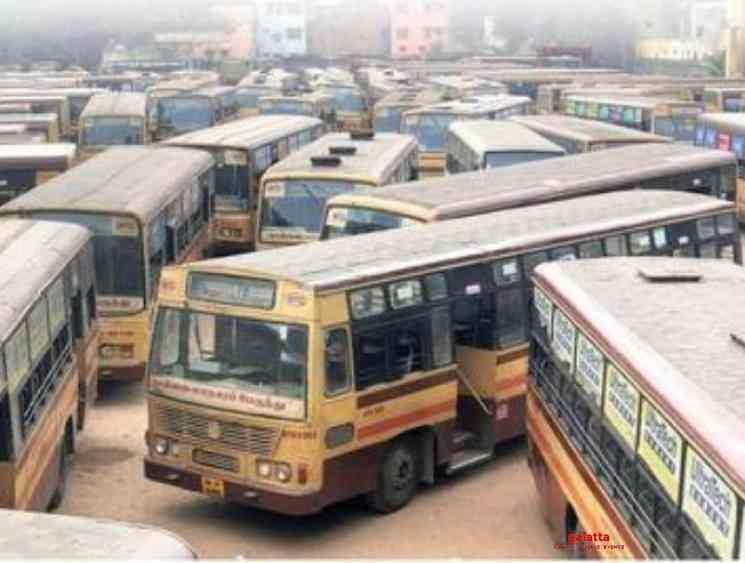 Coronavirus MTC to ready 1700 buses in Chennai for fitness test - Tamil Movie Cinema News