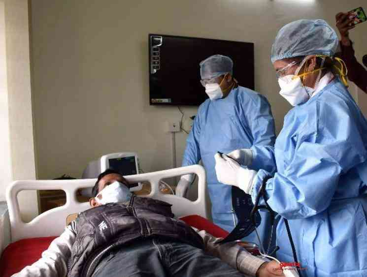 Coronavirus More than 38000 doctors come on board as volunteers - Tamil Movie Cinema News