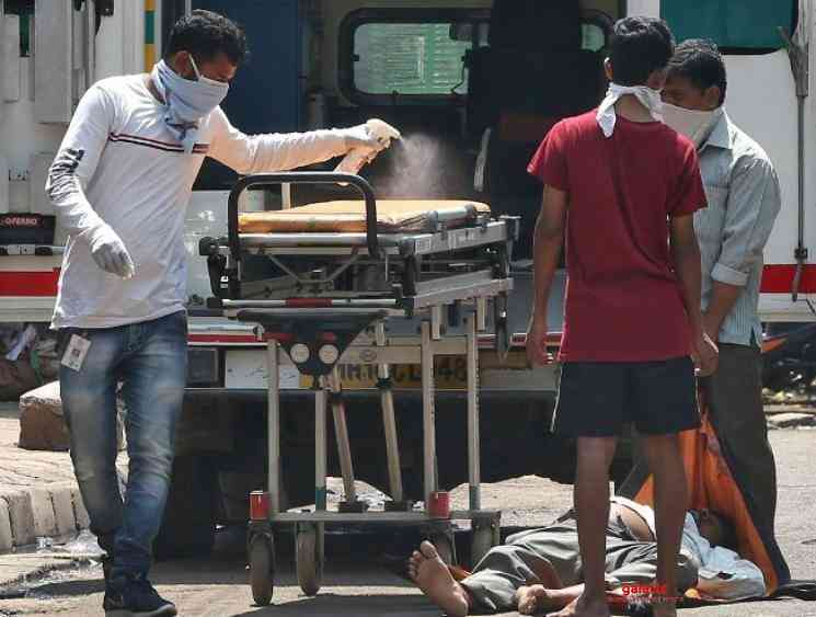 Reports say Mumbai has reached Stage 3 Community Transmission - Tamil Movie Cinema News