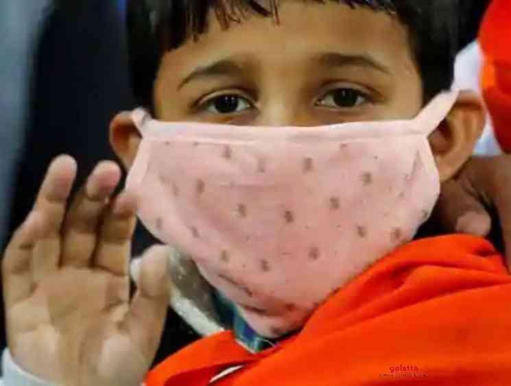 Coronavirus Tamil Nadu 31 children under age 10 test positive - Tamil Movie Cinema News