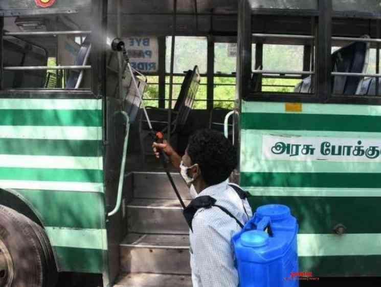 Coronavirus Tamil Nadu govt guidelines bus travel lockdown 5 - Tamil Movie Cinema News