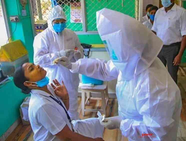 Coronavirus Tamil Nadu today 477 new cases three deaths - Tamil Movie Cinema News