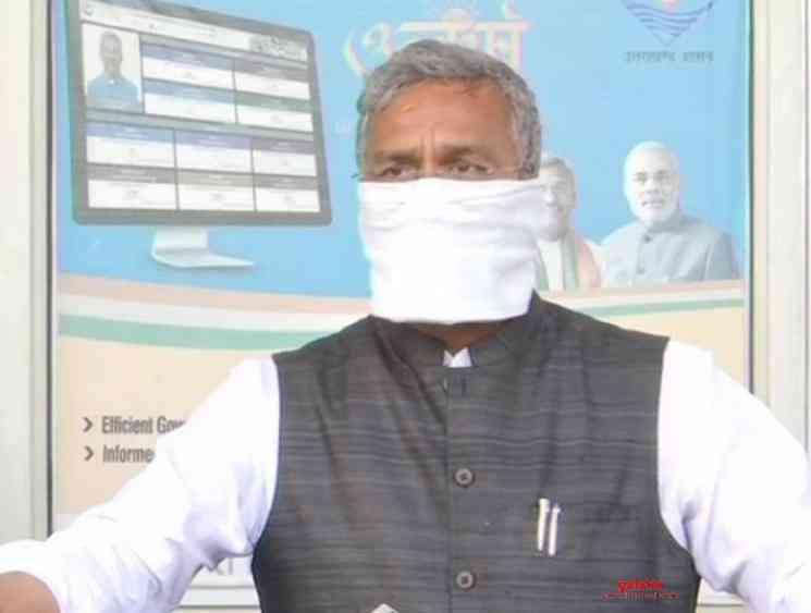 Coronavirus Uttarakhand CM home quarantine with other ministers - Tamil Movie Cinema News