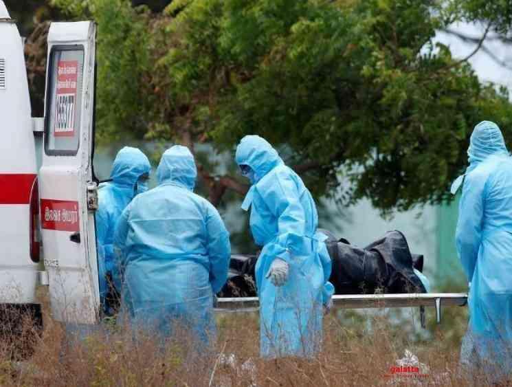 Coronavirus crisis India surpasses China death toll - Tamil Movie Cinema News