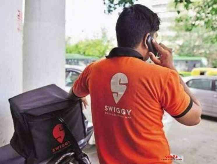 Coronavirus crisis Swiggy announces layoff of 1100 employees - Tamil Movie Cinema News