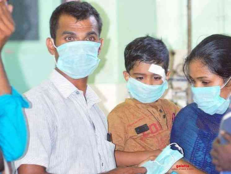 Corona lockdown Chennai Corporation 50 lakh masks slum colonies - Tamil Movie Cinema News