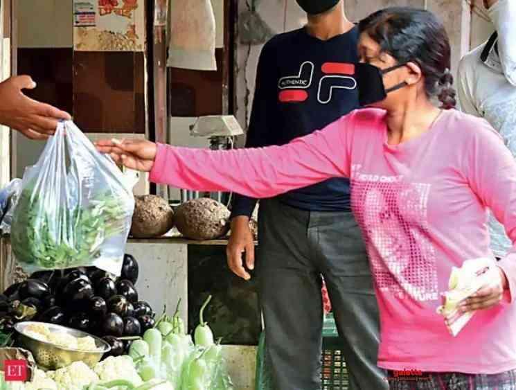 Coronavirus lockdown Jaipur jeweller sells vegetables to survive - Tamil Movie Cinema News