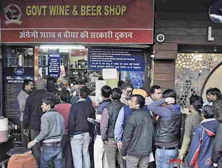 Coronavirus lockdown Liquor home delivery in Chhattisgarh - Tamil Movie Cinema News