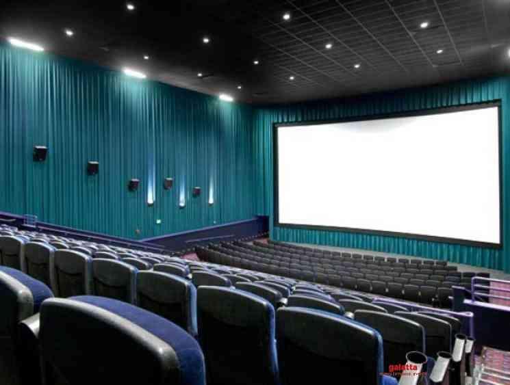 Coronavirus lockdown TN govt theatres gyms reopen for maintenance - Tamil Movie Cinema News