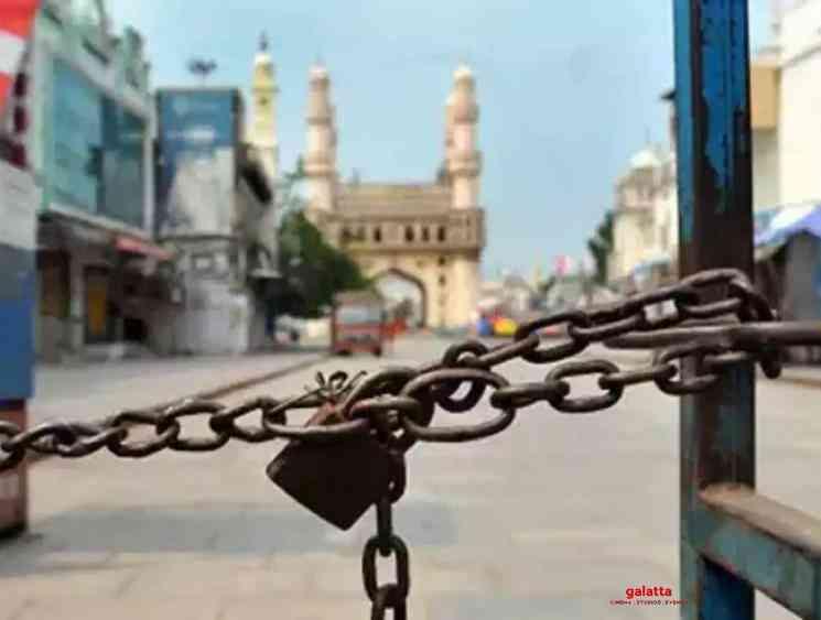 Coronavirus lockdown in Telangana extended till May 29 - Tamil Movie Cinema News