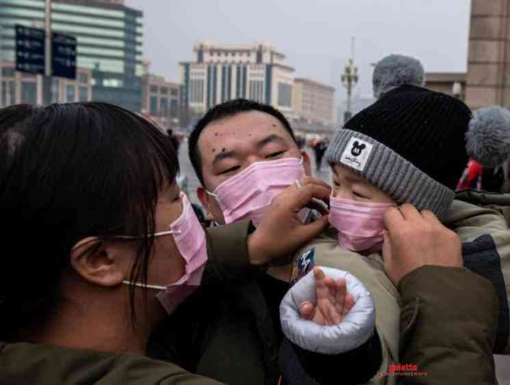 Coronavirus rebound warning issued by top Chinese health official - Tamil Movie Cinema News
