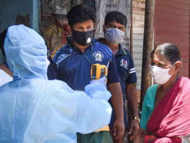Coronavirus thermal scan testing in Chennai houses from May 20 - Tamil Movie Cinema News