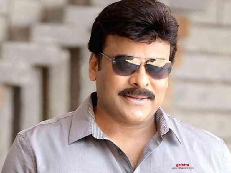 Megastar Chiranjeevi donates 1 Crore for TFI Film Workers - Tamil Movie Cinema News