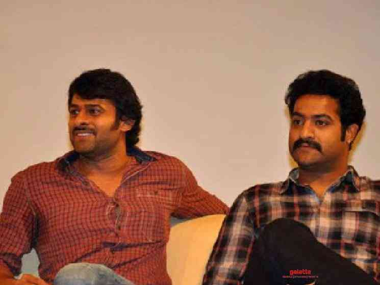Prabhas Jr NTR donate huge sums for Corona Virus relief efforts - Hindi Movie Cinema News