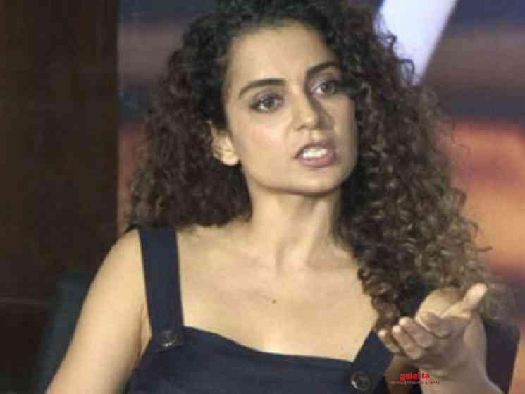 Kangna Ranaut slams Bollywood media for Sushant Singh death - Tamil Movie Cinema News